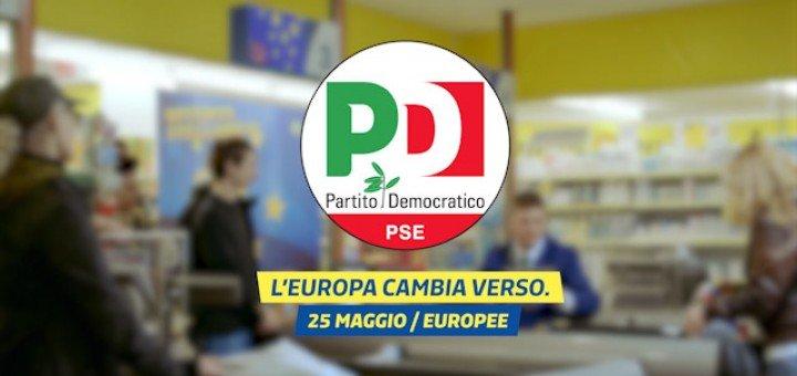 Lo spot PD per le europee
