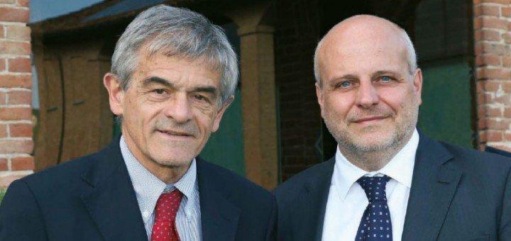 Maurizio Marello e Sergio Chiamparino